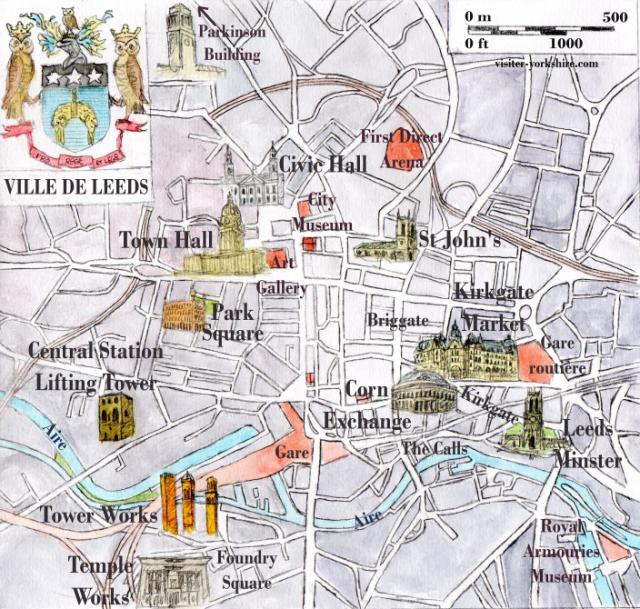 Plan de Leeds