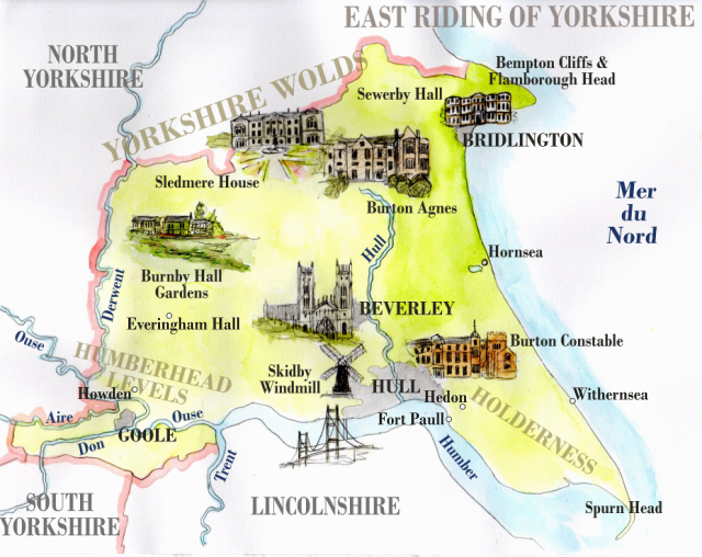 East Riding of Yorks